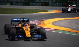 Sainz gets three-place grid penalty for blocking Albon