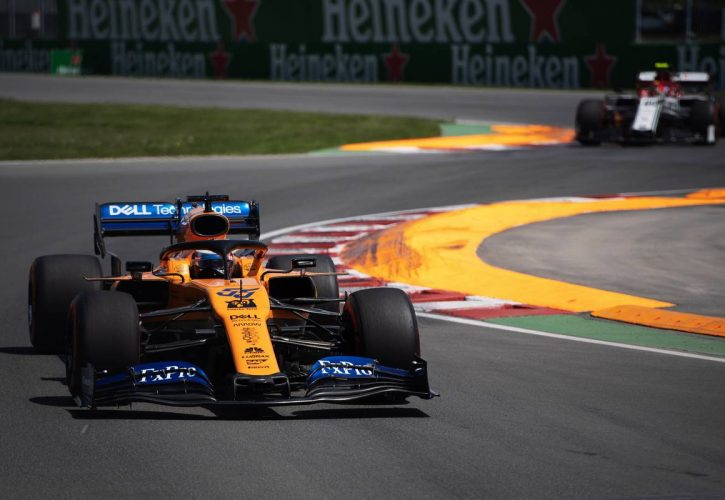 Carlos Sainz Jr (ESP) McLaren MCL34. 08.06.2019.