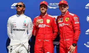 Vettel denies Hamilton pole position for Canadian GP!