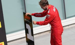 Ferrari informs FIA of intent to appeal Vettel penalty