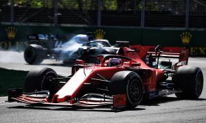 Hamilton: Ferrari power mode out of reach of Mercedes