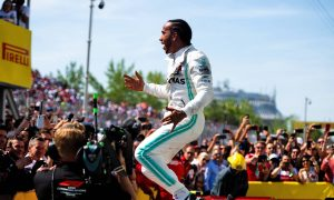Hamilton admits: 'It wasn't the way I wanted to win it'