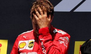 Vettel slams 'blind' stewards for 'stealing' Canada win