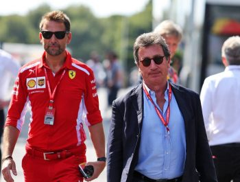 Ferrari boss: 'I don't listen to the words of a 22-year-old'