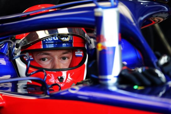Daniil Kvyat (RUS) Scuderia Toro Rosso STR14. 21.06.2019. Formula 1 World Championship, Rd 8, French Grand Prix, Paul Ricard, France, Practice Day.  - www.xpbimages.com, EMail: requests@xpbimages.com - copy of publication required for printed pictures. Every used picture is fee-liable. © Copyright: Bearne / XPB Images