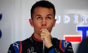 Albon set to suffer big Austria grid setback