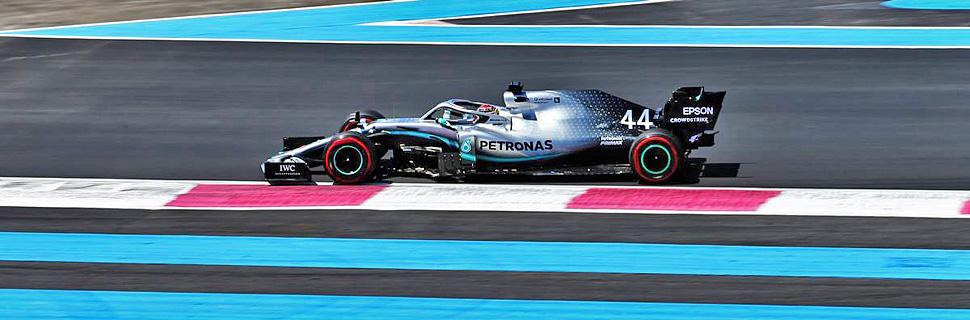 Lewis Hamilton (GBR) Mercedes AMG F1 W10. 22.06.2019.