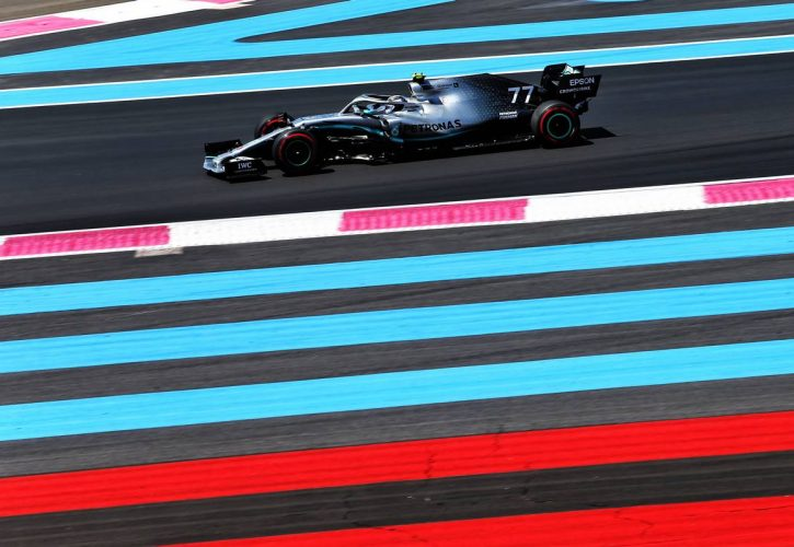 2019 French Grand Prix - Qualifying results from Paul Ricard