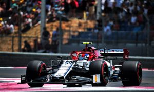 Giovinazzi delighted to make it through to Q3 in France
