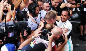 Hamilton tightens grip on title with easy win in France