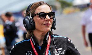 Claire Williams: Team sale 'to ensure its future success'