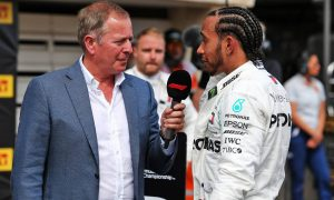 Brundle and Chandhok back Hamilton's campaign on racism