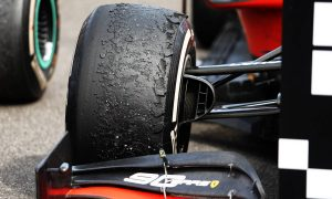 F1 to formally discuss rolling back tyres to 2018 spec