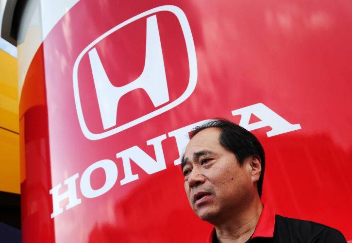 Toyoharu Tanabe (JPN) Honda Racing F1 Technical Director.