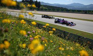 2019 Austrian Grand Prix Free Practice 2 - Results