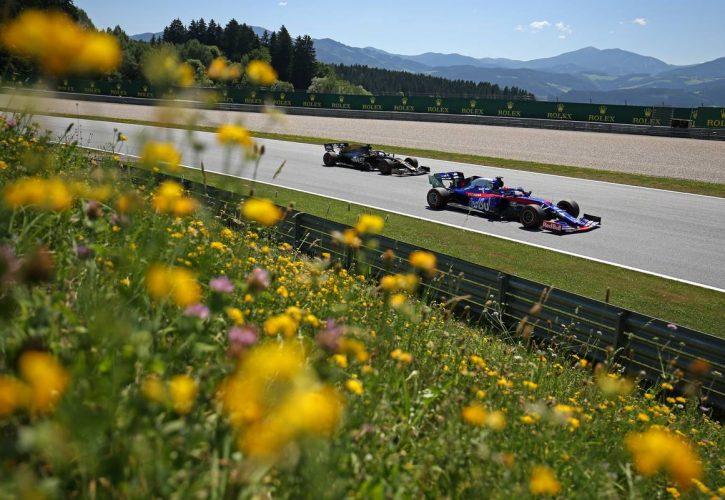 2019 Austrian Grand Prix Free Practice 2
