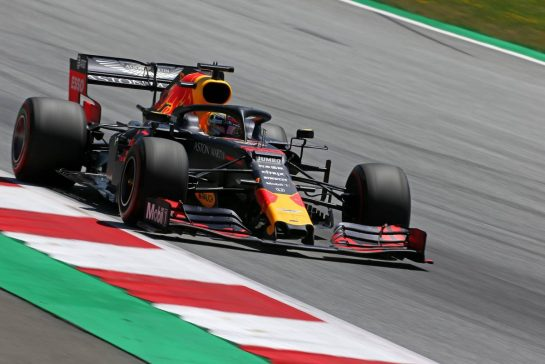 Max Verstappen (NLD), Red Bull Racing 28.06.2019. Formula 1 World Championship, Rd 9, Austrian Grand Prix, Spielberg, Austria, Practice Day.- www.xpbimages.com, EMail: requests@xpbimages.com - copy of publication required for printed pictures. Every used picture is fee-liable. © Copyright: Charniaux / XPB Images