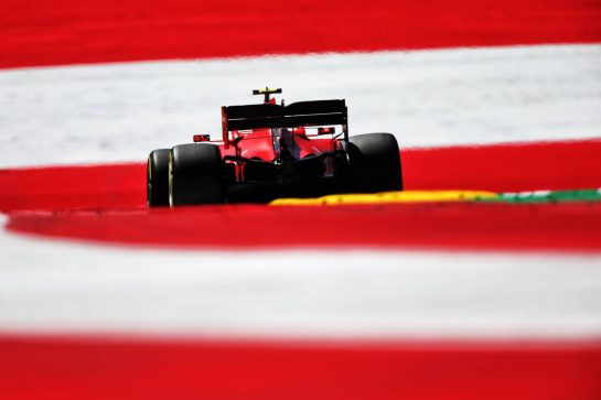 Charles Leclerc (MON) Ferrari SF90. 28.06.2019. Formula 1 World Championship, Rd 9, Austrian Grand Prix, Spielberg, Austria, Practice Day. - www.xpbimages.com, EMail: requests@xpbimages.com - copy of publication required for printed pictures. Every used picture is fee-liable. © Copyright: Moy / XPB Images