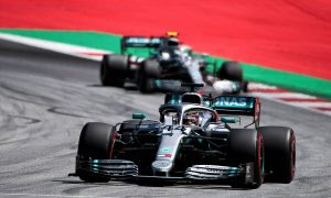 Wolff expecting Mercedes to be 'on good form' at Silverstone