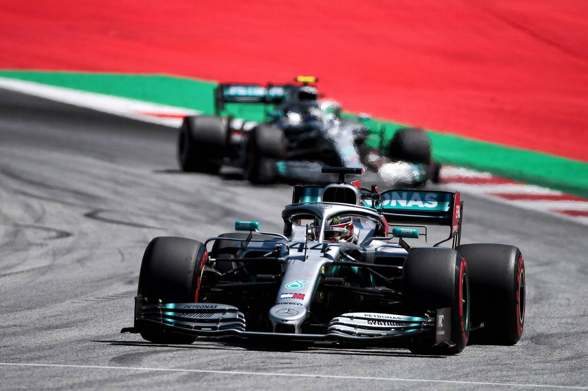 Hamilton handed grid penalty as Leclerc takes pole at Austrian GP