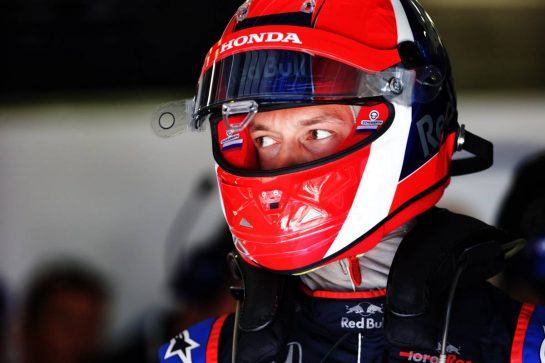 Daniil Kvyat (RUS) Scuderia Toro Rosso. 28.06.2019. Formula 1 World Championship, Rd 9, Austrian Grand Prix, Spielberg, Austria, Practice Day.  - www.xpbimages.com, EMail: requests@xpbimages.com - copy of publication required for printed pictures. Every used picture is fee-liable. © Copyright: Bearne / XPB Images
