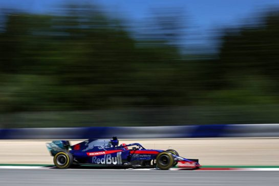 Daniil Kvyat (RUS), Scuderia Toro Rosso 28.06.2019. Formula 1 World Championship, Rd 9, Austrian Grand Prix, Spielberg, Austria, Practice Day.- www.xpbimages.com, EMail: requests@xpbimages.com - copy of publication required for printed pictures. Every used picture is fee-liable. © Copyright: Charniaux / XPB Images