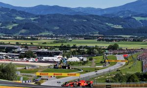 2019 Austrian Grand Prix Free Practice 3 - Results