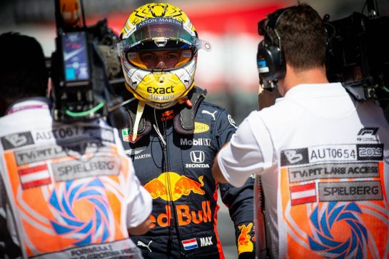 Max Verstappen (NLD) Red Bull Racing. 28.06.2019. Formula 1 World Championship, Rd 9, Austrian Grand Prix, Spielberg, Austria, Practice Day.  - www.xpbimages.com, EMail: requests@xpbimages.com - copy of publication required for printed pictures. Every used picture is fee-liable. © Copyright: Bearne / XPB Images