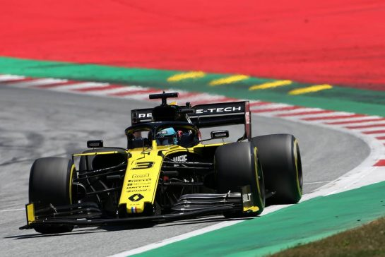Daniel Ricciardo (AUS), Renault F1 Team 