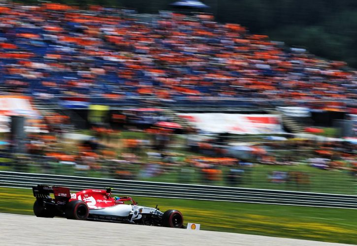 2019 Austrian Grand Prix – Qualifying results from the Red Bull Ring