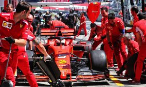 'Broken' Ferrari was no one's fault, says Vettel