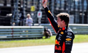 Verstappen 'amazed' by better than expected qualifying
