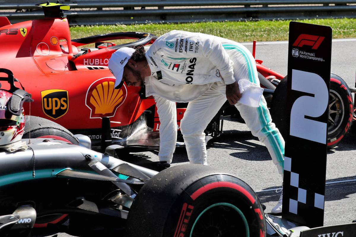 Confirmed: Hamilton hit by three place grid penalty!
