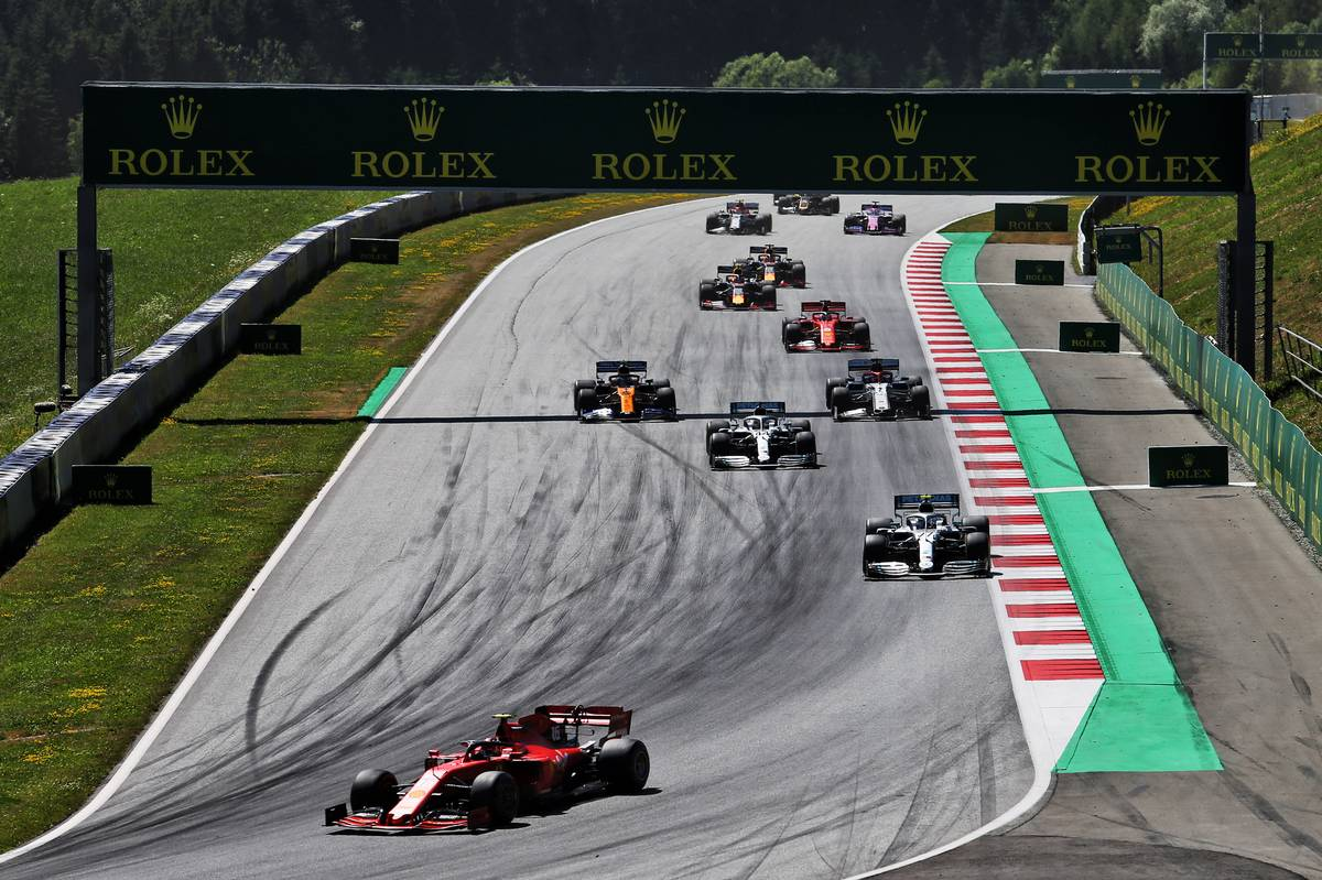 Verstappen snatches late victory from Leclerc in Austria