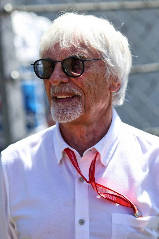Bernie Ecclestone (GBR).