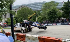 Chicago F1 Fan Festival gets ripped apart by fans!