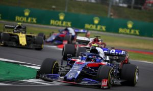 High-voltage issue robbed Albon of top-10 finish at Silverstone