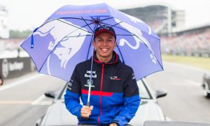 Amazing rain rookie Albon had no clue when to change tyres!