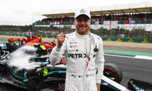 Bottas 'did the job' and deserved pole, admits Hamilton