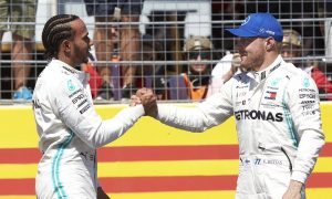 Bottas explains his one key strength over Hamilton