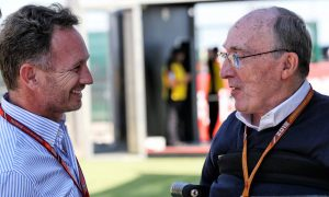 50th anniversary not on Sir Frank Williams' mind at Silverstone