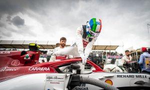 Vasseur denies Giovinazzi is under pressure at Alfa
