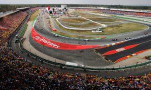 FIA adjusts DRS zones for Hockenheim