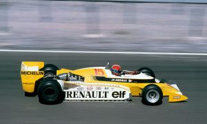 Jabouille delivers to Renault historical first F1 win