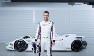 André Lotterer joins Porsche's electric line-up