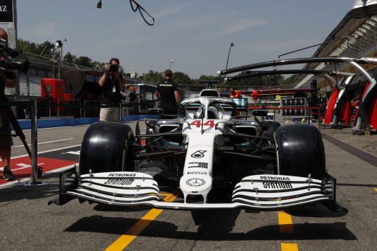 2019 German Grand Prix, Thursday - Wolfgang Wilhelm