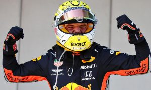 Horner labels 'coming man' Verstappen 'best driver in the world'