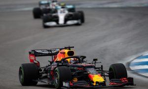 Verstappen: Mercedes still has 'dominant package'