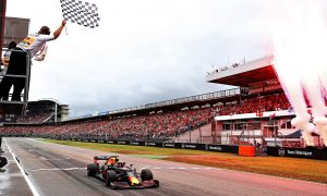 Brawn salutes 'almost flawless' performance from Verstappen
