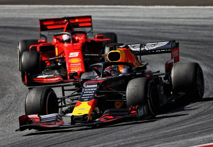Verstappen still has a year to go says Marko